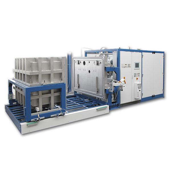 Sie sehen Bilder vom Artikel: Sistemapara pruebas de fuga con helio para interruptores de