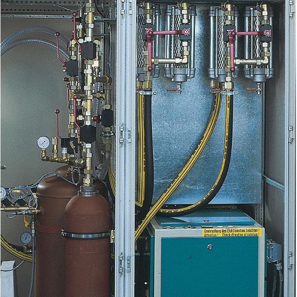 Sie sehen Bilder vom Artikel: Helium recovery