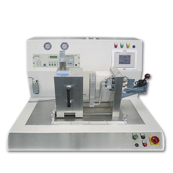 Sie sehen Bilder vom Artikel: Fixture of test specimen and tool design